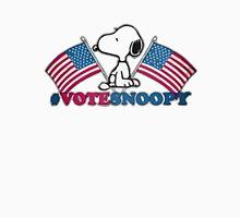 Vote Snoopy Unisex T-Shirt