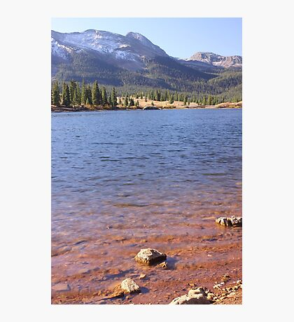 Molas Lake Photographic Print