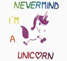 unicorn 2 One Piece - Short Sleeve