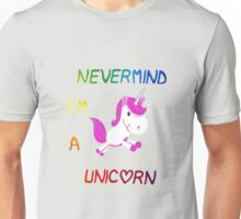 unicorn 2 Unisex T-Shirt