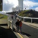 Byron Bay Lighthouse by MardiGCalero