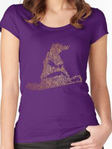 Sorting Hat - 1994 Sorting Hat Song Women's Fitted Scoop T-Shirt