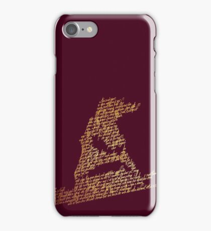 Sorting Hat - 1994 Sorting Hat Song iPhone Case/Skin