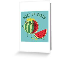 The activist Greeting Card