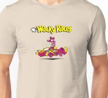 WACKY RACES PENELOPE PIT STOP Unisex T-Shirt