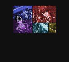 Yusuke, Hiei, Kurama, and Kuwabara Anime Manga Shirt Unisex T-Shirt