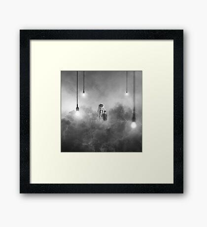 Mr. Neil Framed Print