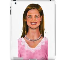 Katie Holmes iPad Case/Skin