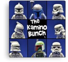 The Kamino Bunch Canvas Print