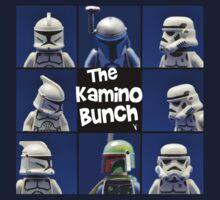 The Kamino Bunch One Piece - Long Sleeve