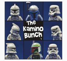The Kamino Bunch One Piece - Long Sleeve