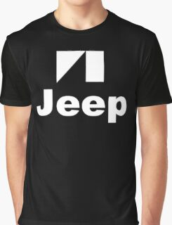 Jeep Auto Off Road Graphic T-Shirt