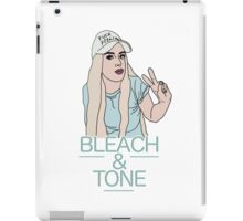 Bleach & Tone (version two) iPad Case/Skin