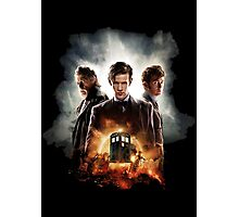 Day of the Doctor Photographic Print