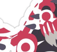Primal Groudon Sticker