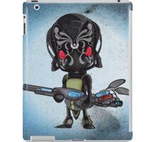Alien Soldier iPad Case/Skin
