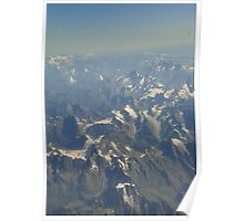 Turin Alps Poster
