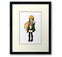 Futaba Sakura - Persona 5 Framed Print