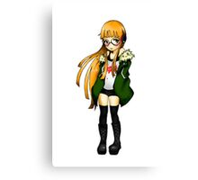 Futaba Sakura - Persona 5 Canvas Print
