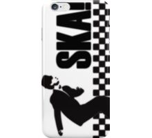 Ska Music Stencil iPhone Case/Skin