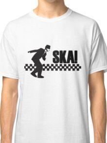 Ska Music Stencil Classic T-Shirt