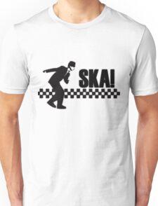 Ska Music Stencil Unisex T-Shirt