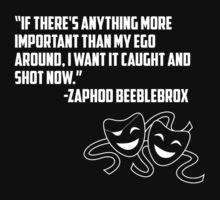 Zaphod's Ego by Zaxley-Nash