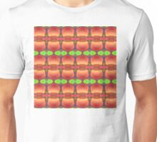Colorful Vintage Abstract Unisex T-Shirt