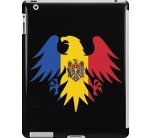 Moldova Flag Eagle iPad Case/Skin