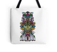 psychedelic illustration Tote Bag