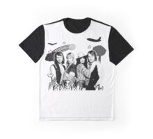 Exclusive ABBA n°1 B&W design. Made with LOVE! Graphic T-Shirt
