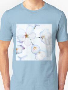 Flowers of Japanese cherry blossom art photo print Unisex T-Shirt