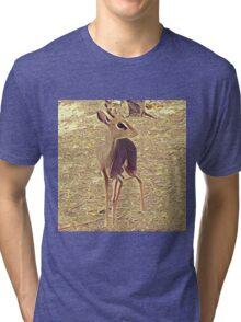 Dik Dik  Tri-blend T-Shirt