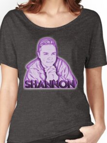 Bobby Shannon Tee Women's Relaxed Fit T-Shirt