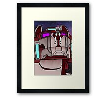 Voltron: Galra keith Framed Print