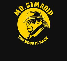 THE BOSS IS BACK Classic T-Shirt