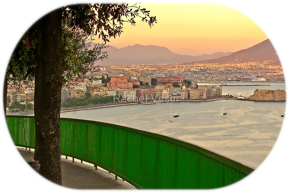 Late afternoon in Naples / Italy by Rachel Veser