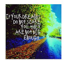 If your dreams do not scare you.. by Tadamn