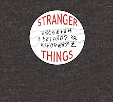 Stranger Things Christmas Alphabet (version two w/ extended wires) Unisex T-Shirt