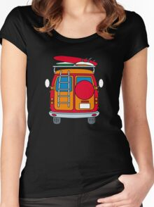 funny VW Women's Fitted Scoop T-Shirt
