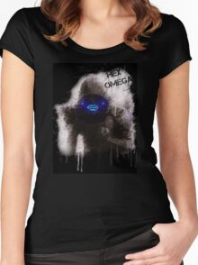 Hex Omega Women's Fitted Scoop T-Shirt