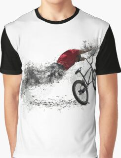 BMX Bike Sport Graphic T-Shirt
