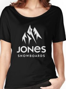 snowboards Women's Relaxed Fit T-Shirt