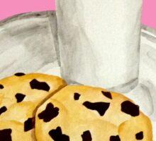 Milk & Cookies Sticker
