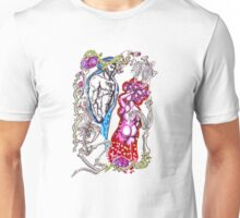 a bit of Gothic love  Unisex T-Shirt
