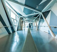 Toronto Skywalk 4 by John Velocci