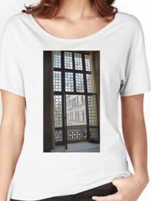 View through the window Women's Relaxed Fit T-Shirt