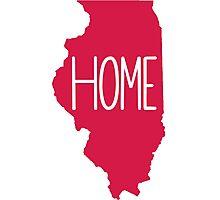 Illinois Home Photographic Print