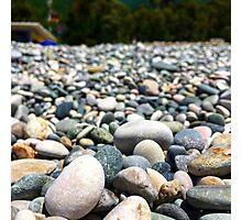 The sea stones Photographic Print