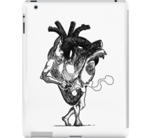 Smoking heart iPad Case/Skin